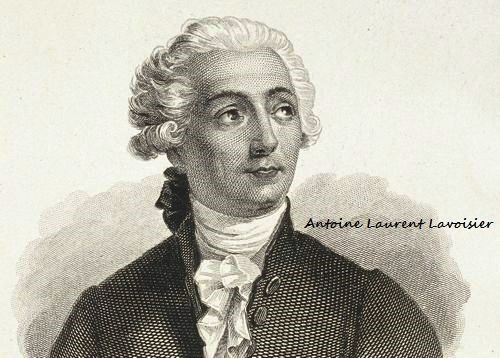 Antoine Laurent Lavoisier Deweezz