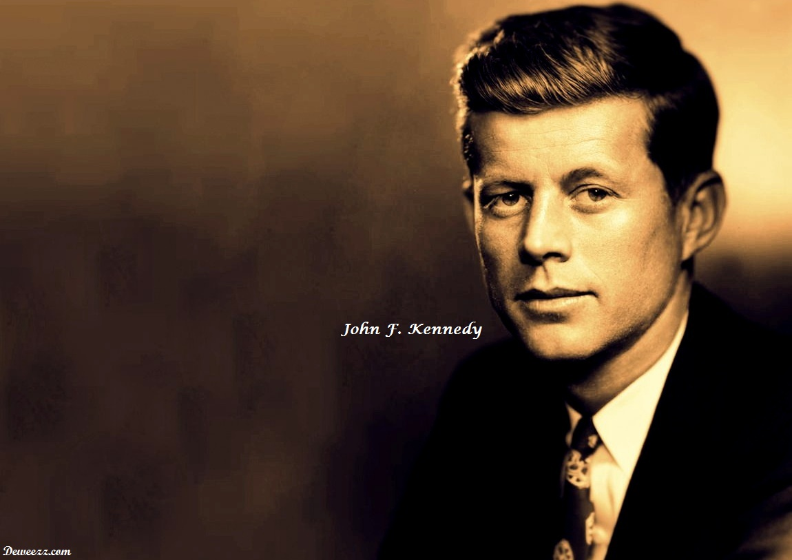 John F Kennedy Deweezz